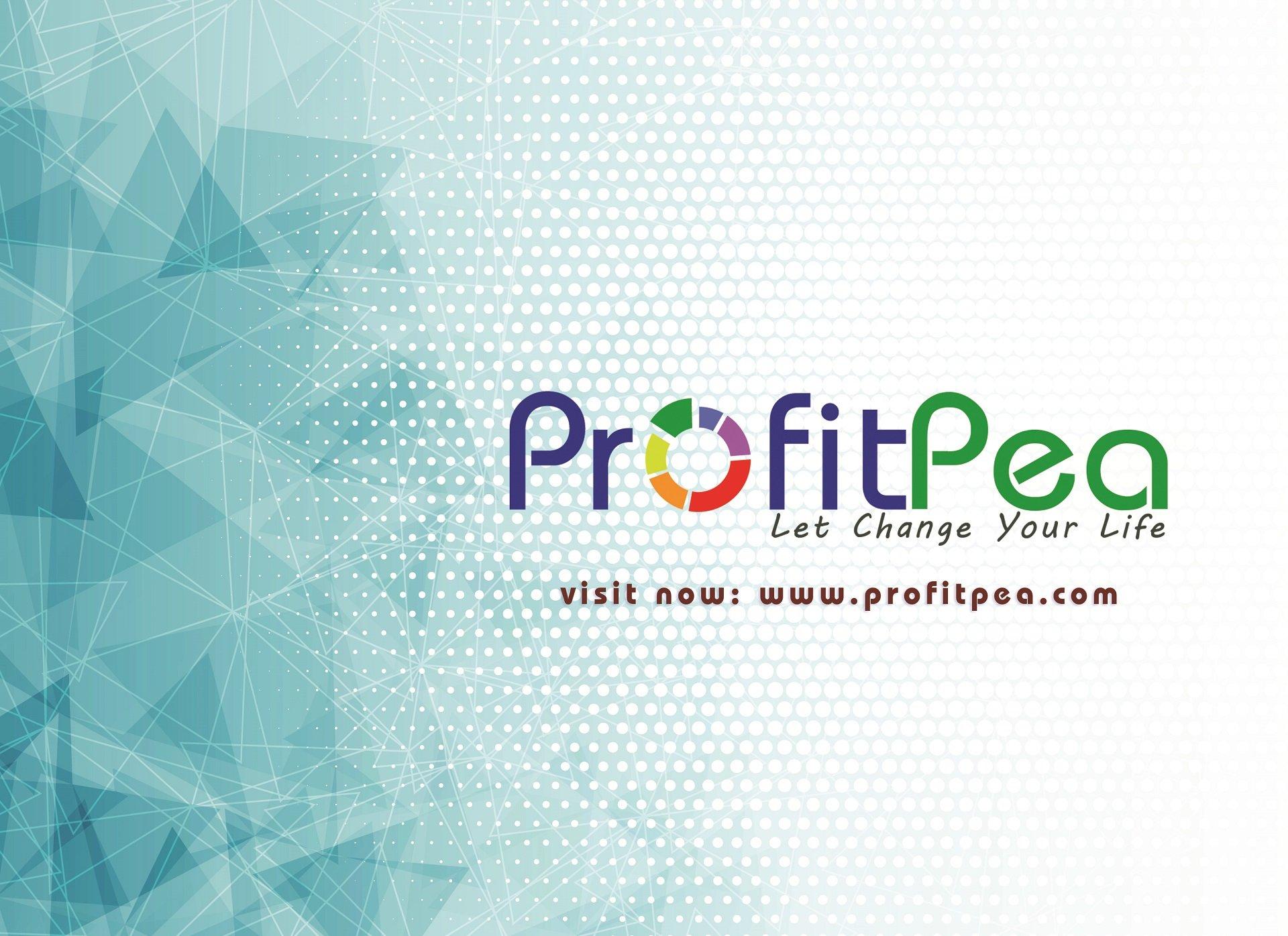 ProfitPea.Com Banner