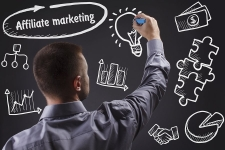 How Online Affiliate Marketing Works
